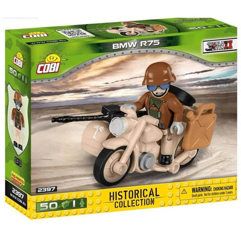 COBI Small Army 1942 BMW R75