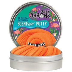 Crazy Aaron's Putty World Tropicgo SCENTsory Tropical Putty - Kitty Hawk Kites Online Store