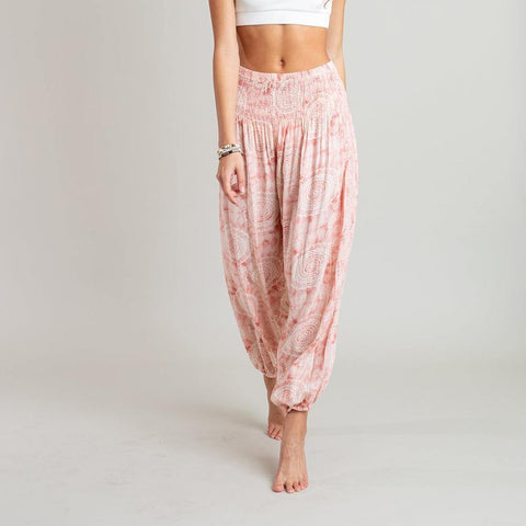 Peach Beach Pants
