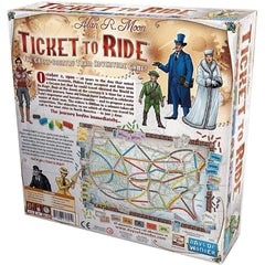 Ticket to Ride Game - Kitty Hawk Kites Online Store