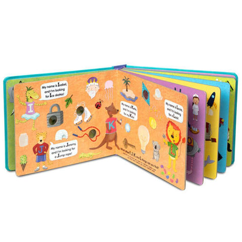 Poke-A-Dot Book: Alphabet Eye Spy - Kitty Hawk Kites Online Store