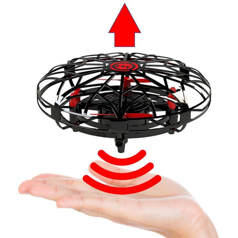 Aero-Puck™ the Indoor Self-Flying UFO Drone - Kitty Hawk Kites Online Store