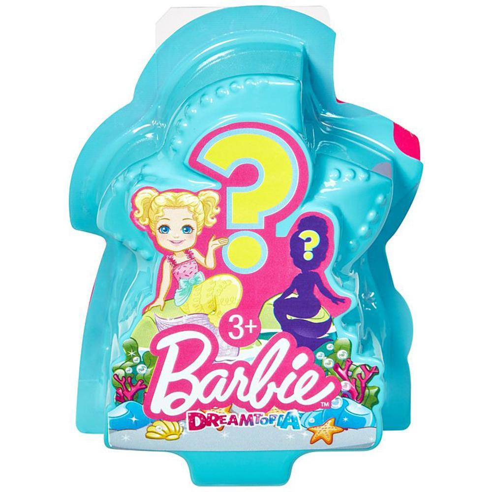 Surprise Barbie Mermaid