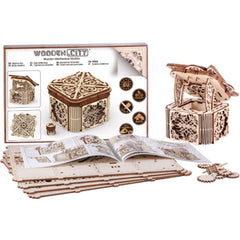 Wooden City: Mystery Box