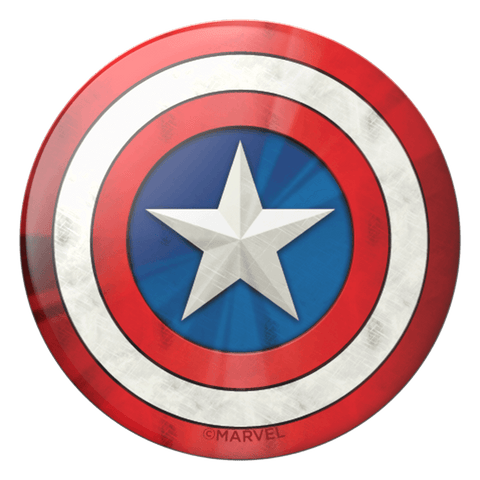 Captain America Icon PopGrip