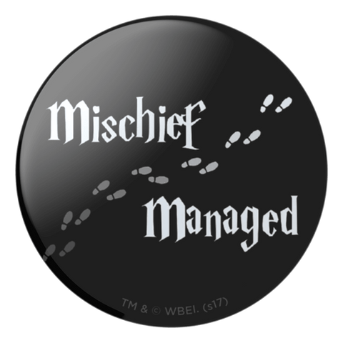 Mischief Managed PopGrip