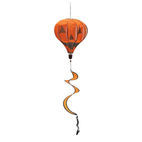 Jack-O-Lantern Light Up Solar Hot Air Balloon