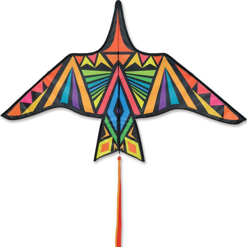 5 foot Geometric Thunderbird Kite
