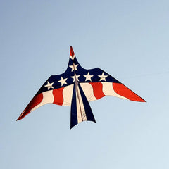11.5 Foot Patriotic Thunderbird Kite