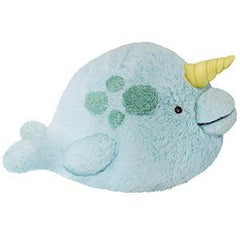 "Squishable 15"" Narwhal"