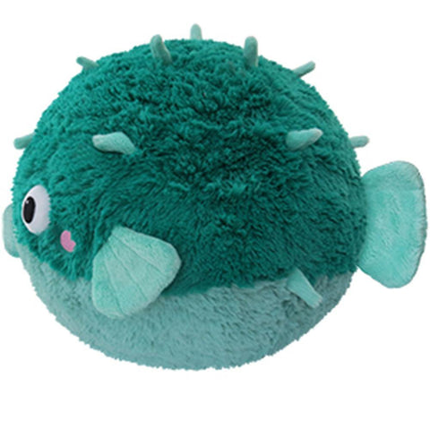 "15"" Teal Pufferfish - Kitty Hawk Kites Online Store"