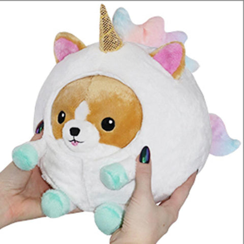 "7"" Undercover Corgi in Unicorn Disguise"