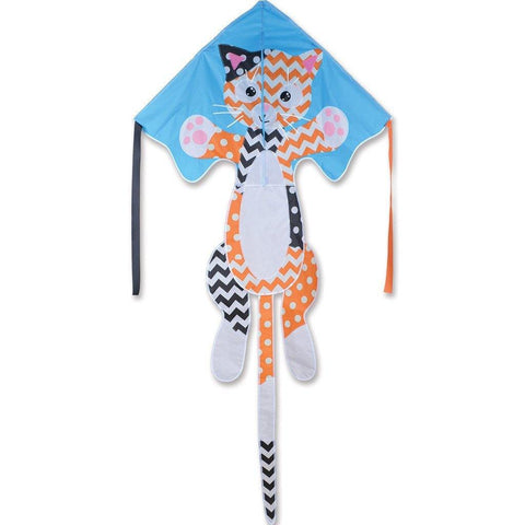 Patches the Cat Easy Flyer Kite