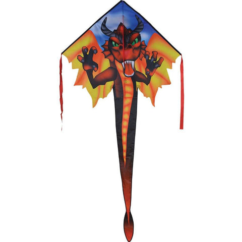 Red Dragon Easy Flyer Kite - Kitty Hawk Kites Online Store