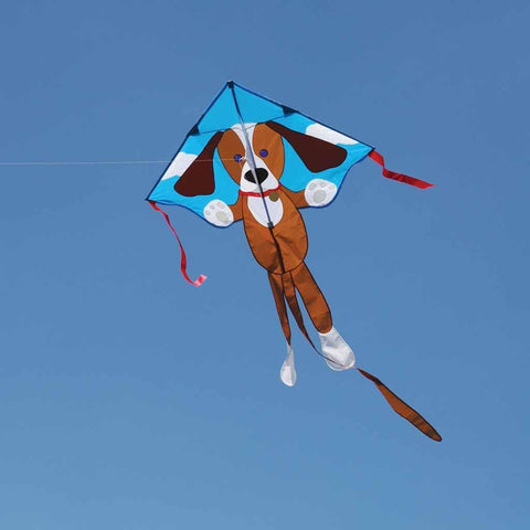 Sparky Dog Easy Flyer Kite