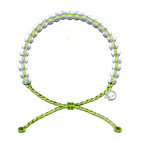 4Ocean Lime Green Sea Turtle Bracelet