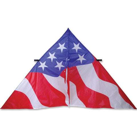9 Foot Patriotic Delta Kite