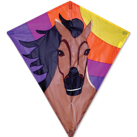 Buckskin Pony 30 Inch Diamond Kite