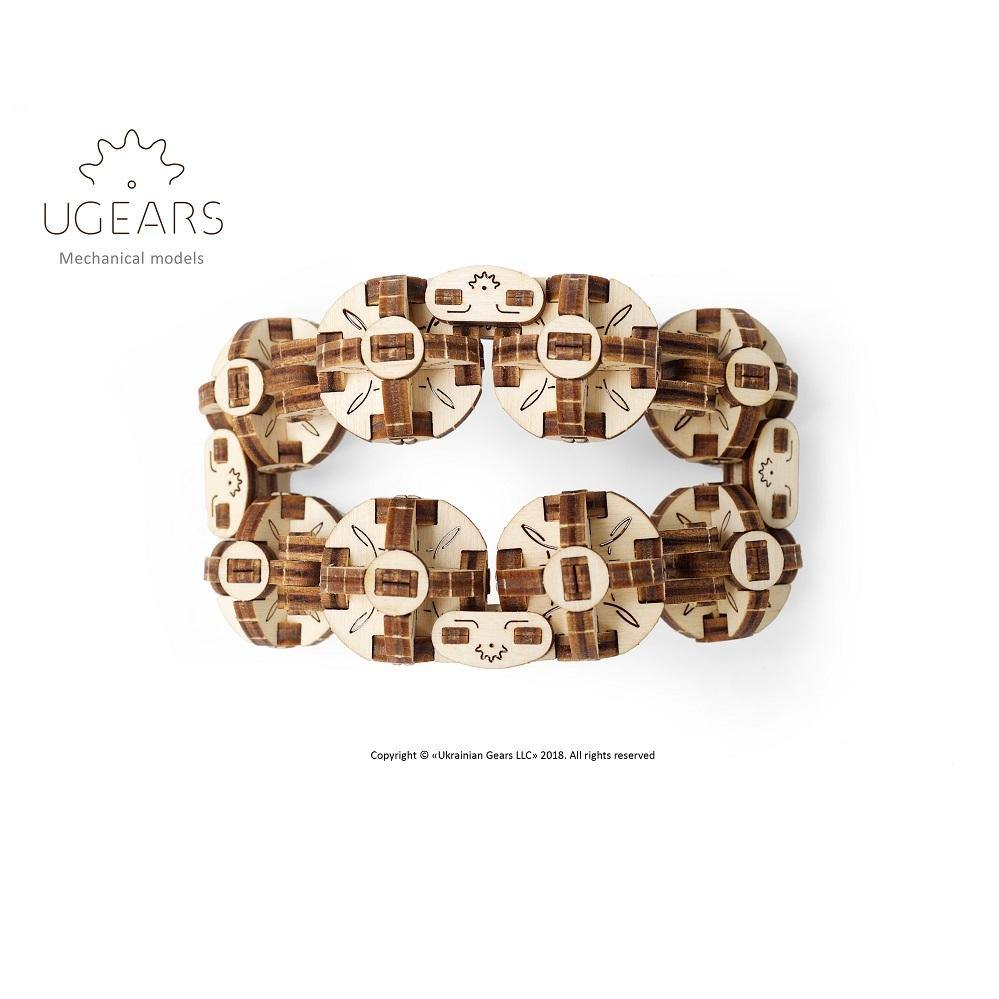 Ugears Flexi-Cubus Mechanical Model