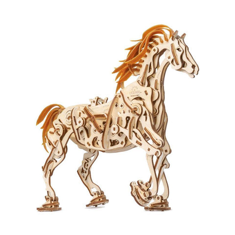 Ugears Horse Mechanoid Model - Kitty Hawk Kites Online Store