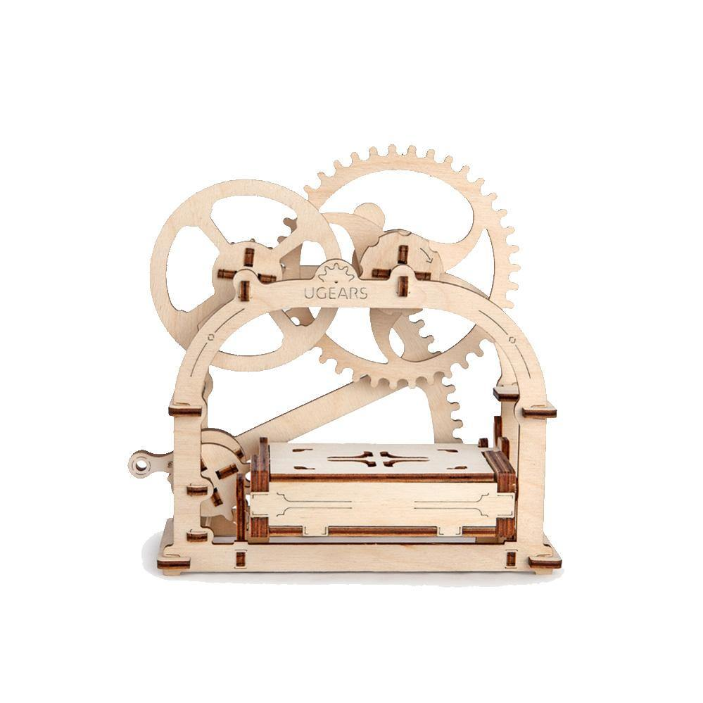 UGears Mechanical Box Mechanical Model - Kitty Hawk Kites Online Store