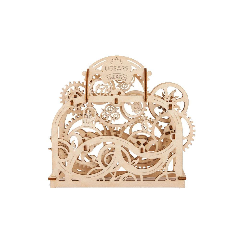 UGears Theater Mechanical Model - Kitty Hawk Kites Online Store