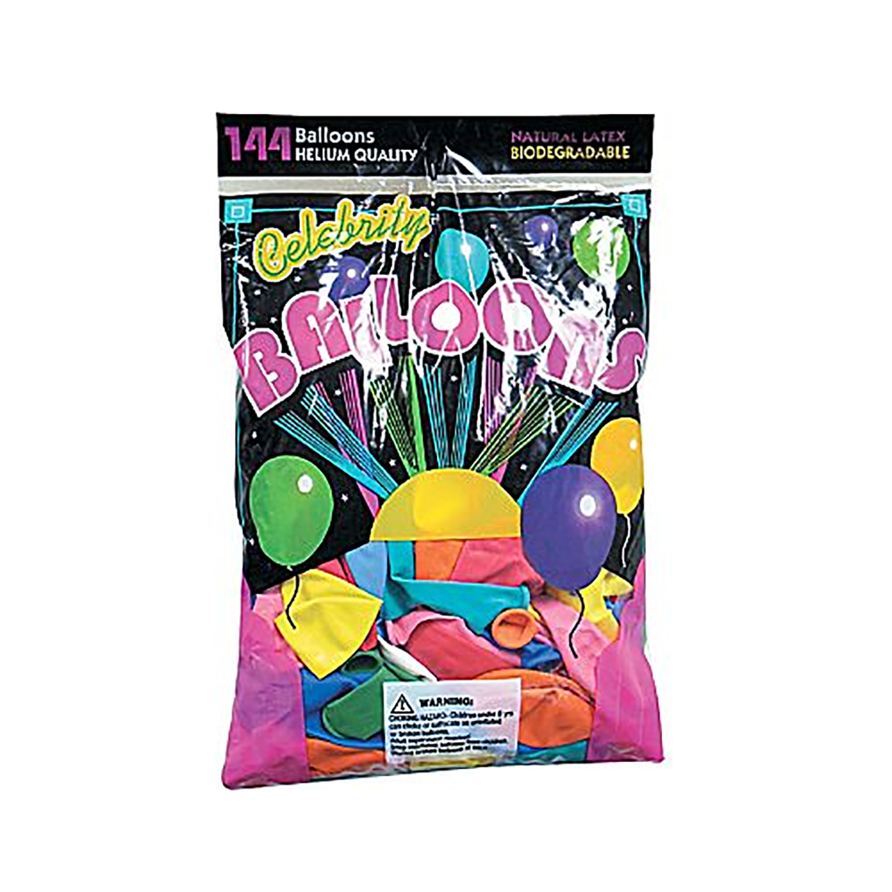 Water Balloons 144 Piece Pack