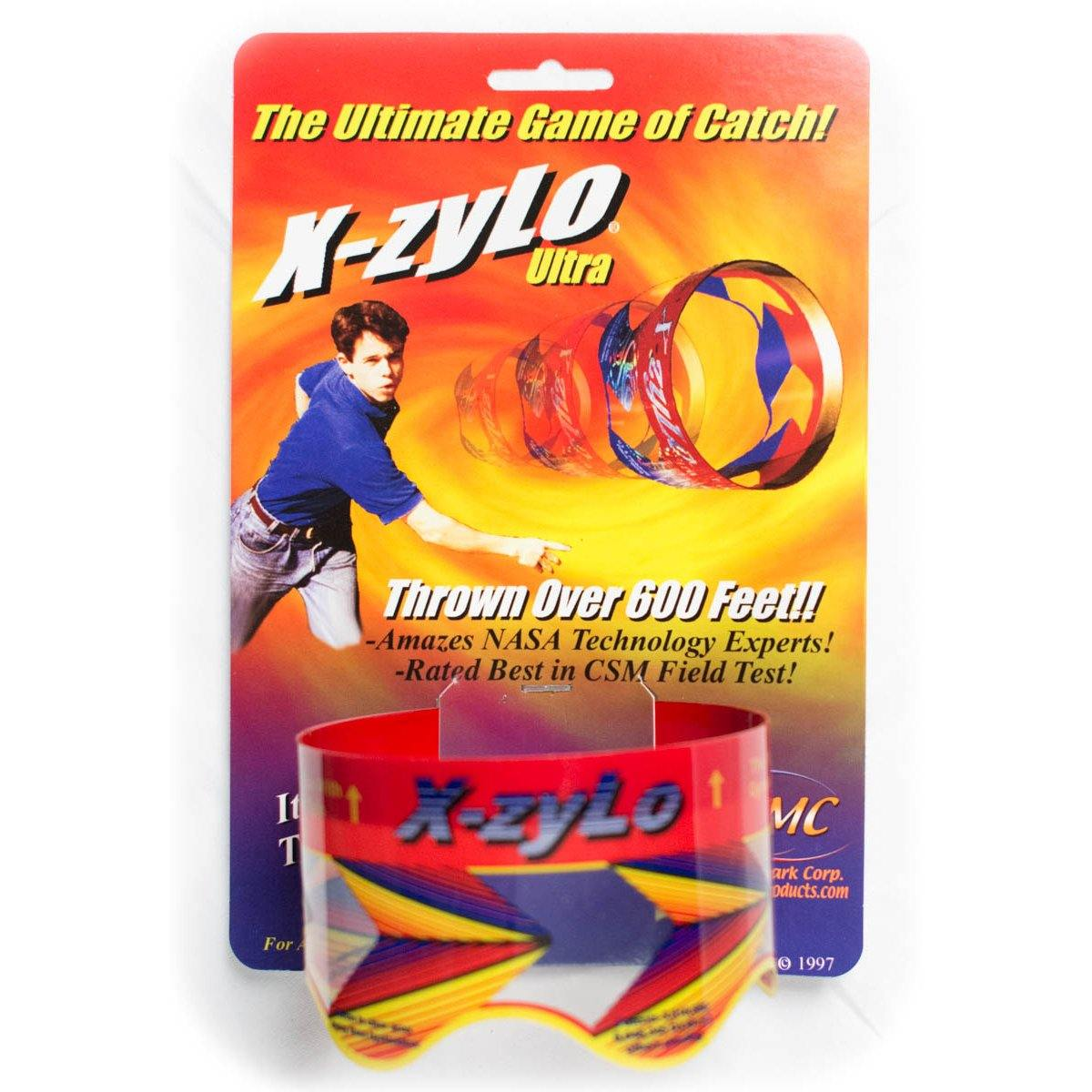 X-Zylo Flying Ring Toy