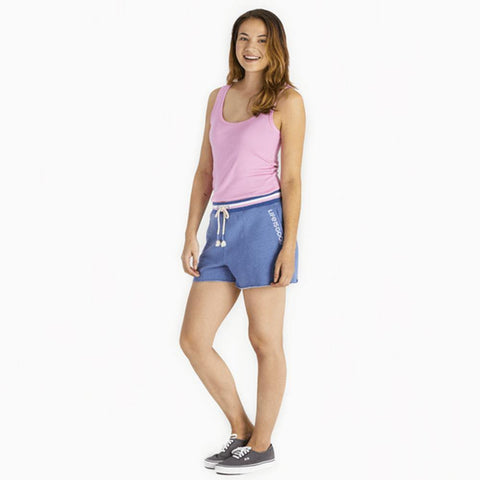 Women's Life is Good Simply True Shorts - Kitty Hawk Kites Online Store
