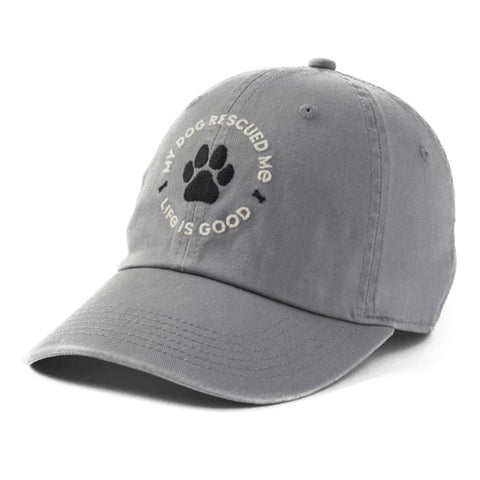 My Dog Rescued Me Chill Cap - Kitty Hawk Kites Online Store