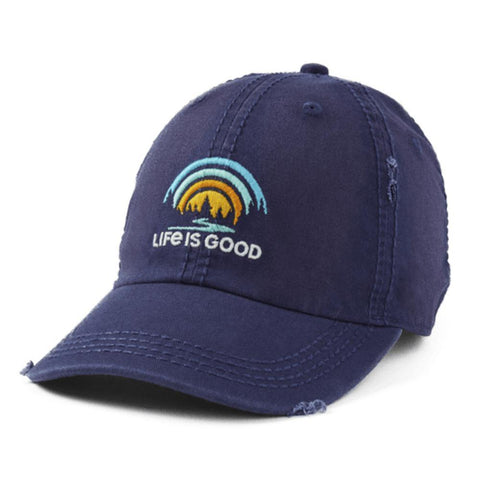 Forest Rainbow Sunwashed Chill Cap - Kitty Hawk Kites Online Store