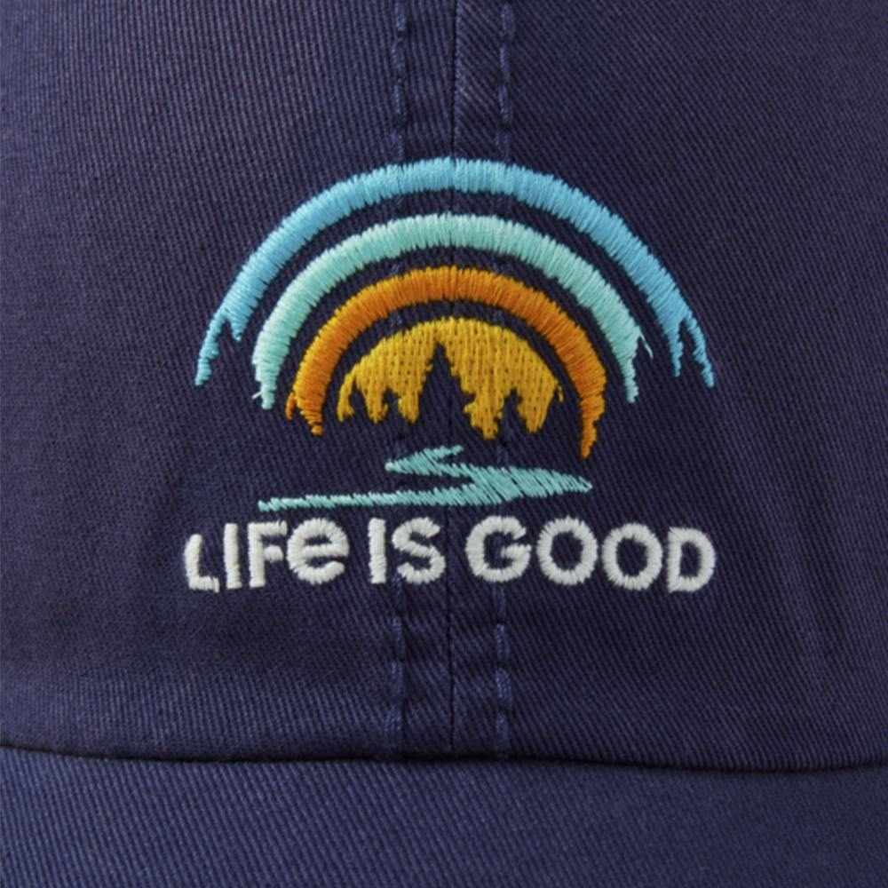 Forest Rainbow Sunwashed Chill Cap