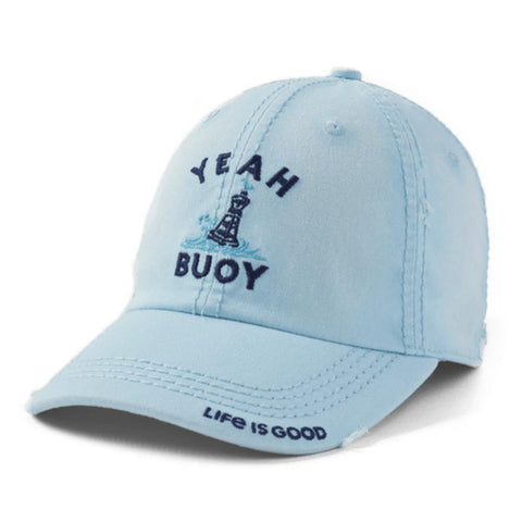 Yeah Buoy Sunwashed Chill Cap