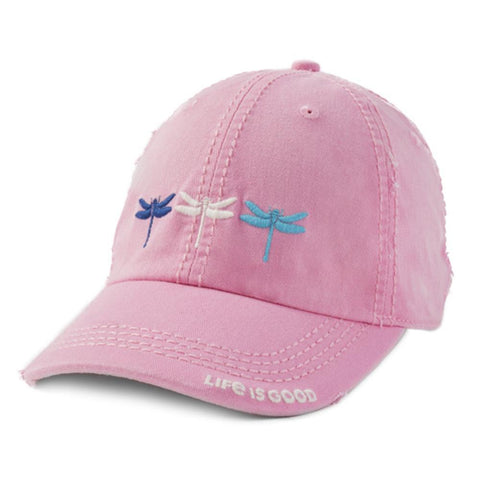 Dragonfly Triplet Sunwashed Chill Cap - Kitty Hawk Kites Online Store