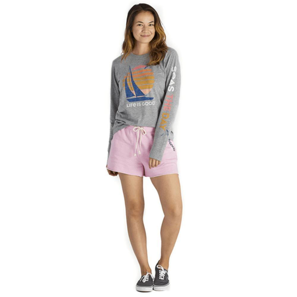 Women's Seas the Day Crusher Long Sleeve