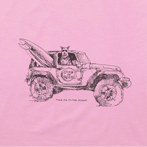 Women's Take Me ATV Cool Vee - Kitty Hawk Kites Online Store