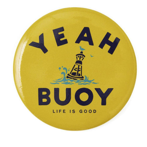 Yeah Buoy Positive Pin - Kitty Hawk Kites Online Store