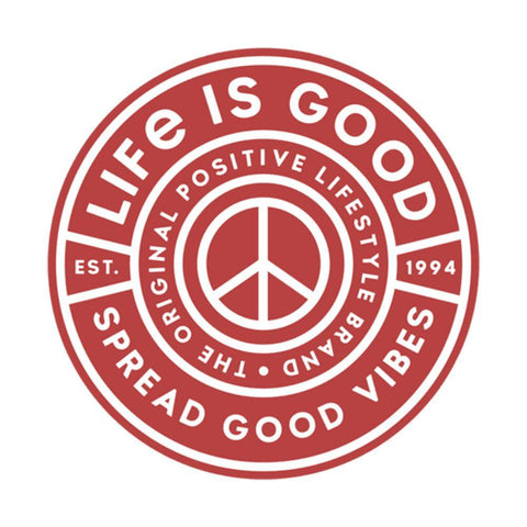 Spread Good Vibes Magnet - Kitty Hawk Kites Online Store