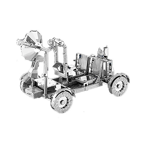Metal Earth Apollo Lunar Rover 3D Model Kit - Kitty Hawk Kites Online Store