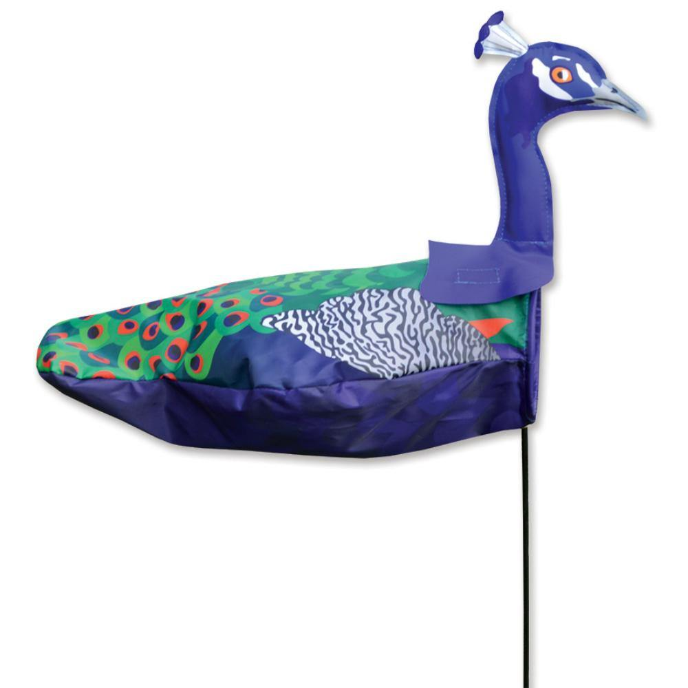 Directional Peacock Windicator