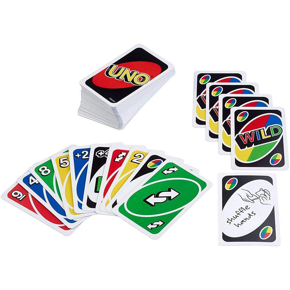 Classic Uno Card Game - Kitty Hawk Kites Online Store