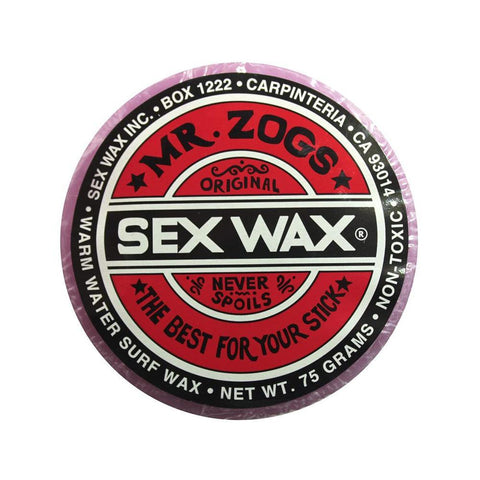 Mr. Zogs Original Sex Wax Surf Wax
