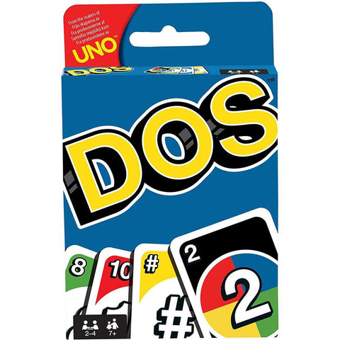 The Original Dos Card Game