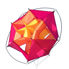 Tumbling Star Box Kite