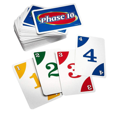 Phase 10 Card Game - Kitty Hawk Kites Online Store