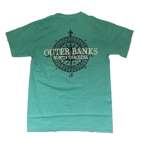 OB Short Sleeve Compass Rose #3 T-Shirt