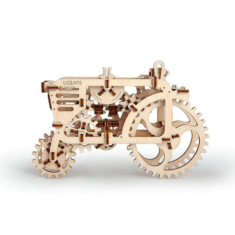 UGears Tractor Mechanical Model - Kitty Hawk Kites Online Store
