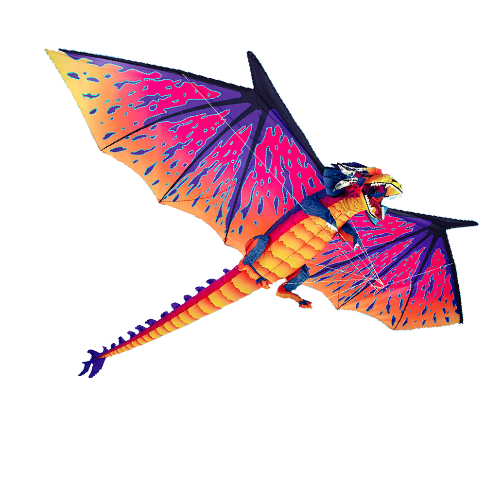 10ft Dragon Sky Giant Kite - Kitty Hawk Kites Online Store