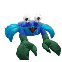 Billy The Crab Bouncing Buddy Line Laundry/Ground Bouncer