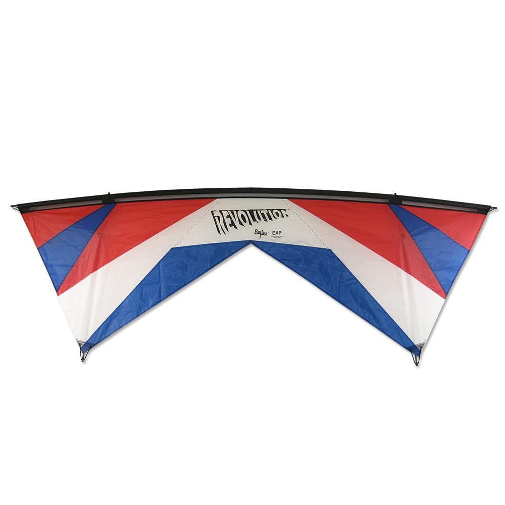Revolution EXP Quad Line Kite W/ Reflex